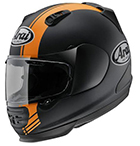 Arai_Base Orange_Frost